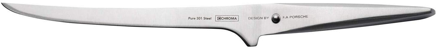 Chroma P07 Type 301 Flexible Filet Knife, 7.75""