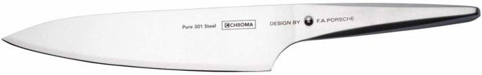 "Chroma P18 Type 301 Chef's Knife, 8"""