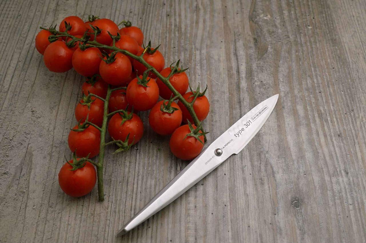 "Chroma P09 Type 301 Paring Knife, 3.25"""
