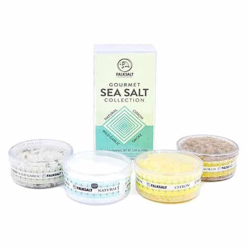Falksalt Sea Salt Collection