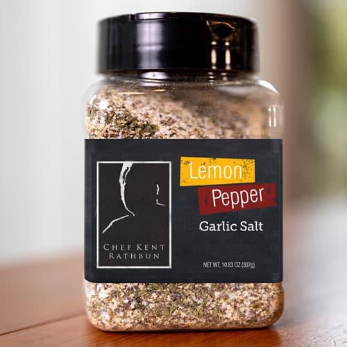 Rathbun Family - Lemon Pepper Garlic Salt