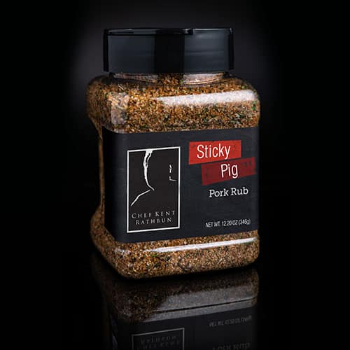 Rathbun Family - Sticky Sweet Pork Rub